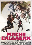 Macho Callahan - Italian Movie Poster (xs thumbnail)
