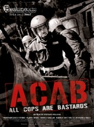 A.C.A.B. - French Movie Poster (xs thumbnail)