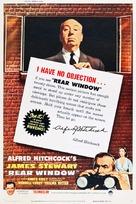 Rear Window - Re-release poster (xs thumbnail)