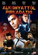 From Dusk Till Dawn - Hungarian DVD cover (xs thumbnail)