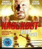Knockout - German Blu-Ray cover (xs thumbnail)