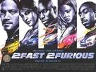2 Fast 2 Furious - British Movie Poster (xs thumbnail)
