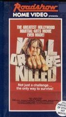 Kill or Be Killed - Australian VHS cover (xs thumbnail)