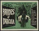 The Brides of Dracula - Movie Poster (xs thumbnail)