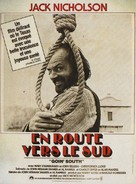 Goin' South - French Movie Poster (xs thumbnail)