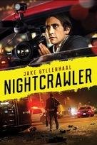 Nightcrawler - DVD cover (xs thumbnail)