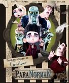 ParaNorman - Blu-Ray cover (xs thumbnail)