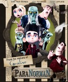 ParaNorman - Blu-Ray movie cover (xs thumbnail)