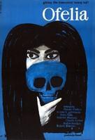 Ophélia - Polish Movie Poster (xs thumbnail)