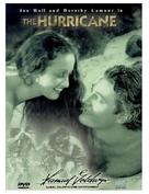 The Hurricane - DVD cover (xs thumbnail)