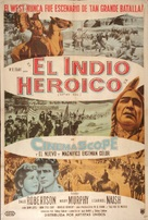 Sitting Bull - Mexican Movie Poster (xs thumbnail)