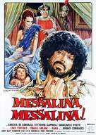 Messalina, Messalina! - Italian Movie Poster (xs thumbnail)