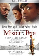 The Inevitable Defeat of Mister and Pete - DVD movie cover (xs thumbnail)