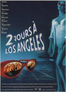 2 Days in the Valley - French Movie Poster (xs thumbnail)