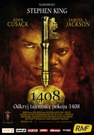 1408 - Polish Movie Poster (xs thumbnail)