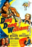 Ding Dong Williams - Movie Poster (xs thumbnail)