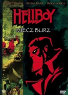 Hellboy: Sword of Storms - Polish Movie Cover (xs thumbnail)