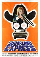 The Sugarland Express - Italian Movie Poster (xs thumbnail)