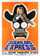The Sugarland Express - Italian Movie Poster (xs thumbnail)