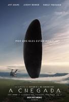 Arrival - Brazilian Movie Poster (xs thumbnail)