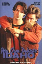 My Own Private Idaho - French VHS movie cover (xs thumbnail)