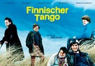 Finnischer Tango - German Movie Poster (xs thumbnail)