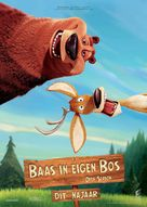 Open Season - Dutch Movie Poster (xs thumbnail)