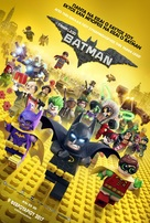 The Lego Batman Movie - Greek Movie Poster (xs thumbnail)