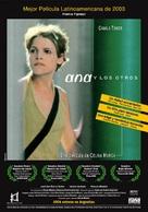 Ana y los otros - Argentinian Movie Poster (xs thumbnail)