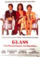 Class - German Movie Poster (xs thumbnail)