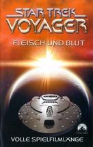 """Star Trek: Voyager"" - German VHS movie cover (xs thumbnail)"