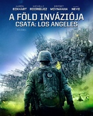 Battle: Los Angeles - Hungarian Blu-Ray cover (xs thumbnail)