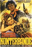 South of St. Louis - German Movie Poster (xs thumbnail)