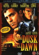 From Dusk Till Dawn - Danish DVD movie cover (xs thumbnail)