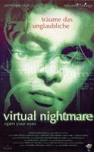 Abre los ojos - German VHS movie cover (xs thumbnail)