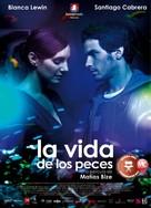 La vida de los peces - Chilean Movie Poster (xs thumbnail)
