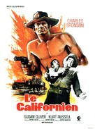 Guns of Diablo - French Movie Poster (xs thumbnail)