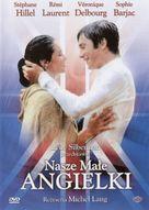 À nous les petites Anglaises - Polish DVD cover (xs thumbnail)