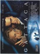 Gattaca - British Movie Poster (xs thumbnail)