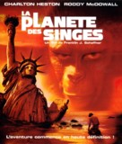 Planet of the Apes - French Movie Cover (xs thumbnail)