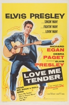 Love Me Tender - Movie Poster (xs thumbnail)