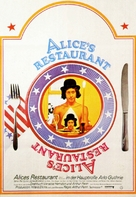 Alice's Restaurant - German Movie Poster (xs thumbnail)