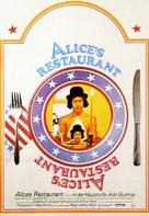 Alice's Restaurant - German Movie Poster (xs thumbnail)