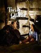 Oliver Twist - Hungarian Movie Poster (xs thumbnail)