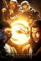 """Mortal Kombat: Legacy"" - Movie Poster (xs thumbnail)"