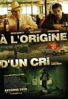 À l'origine d'un cri - Canadian Movie Poster (xs thumbnail)