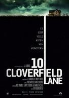 10 Cloverfield Lane - German Movie Poster (xs thumbnail)
