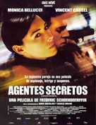 Agents secrets - Mexican Movie Poster (xs thumbnail)