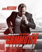 The Commuter - Movie Poster (xs thumbnail)