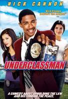 The Underclassman - DVD movie cover (xs thumbnail)